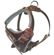 Similar to Redline K9 Pro Leather Dog Harness for DOG