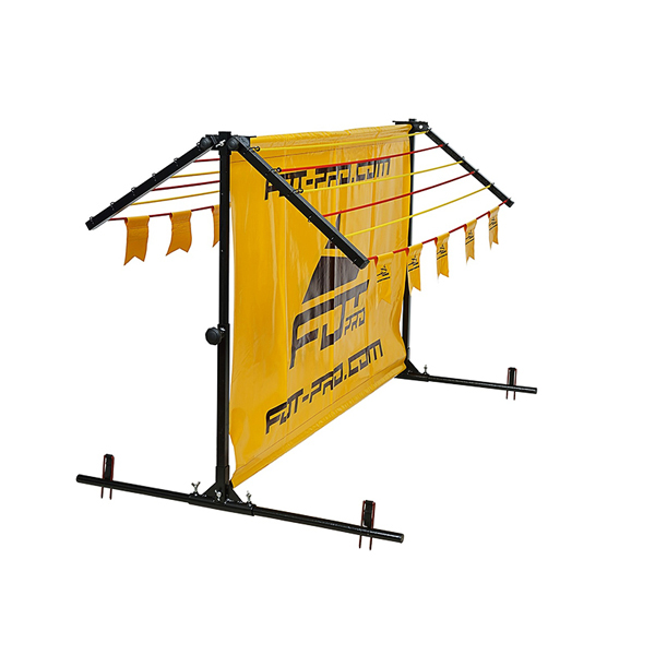 Polyster Training Barrier for dogs for high/long jumps