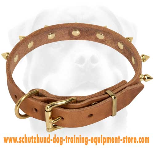 Fair Leather Dog Collar