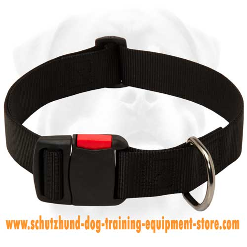 Extra Stron Nylon Dog Collar