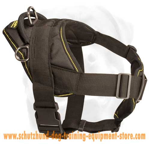 Nylon Dog Harness For Intensive Training