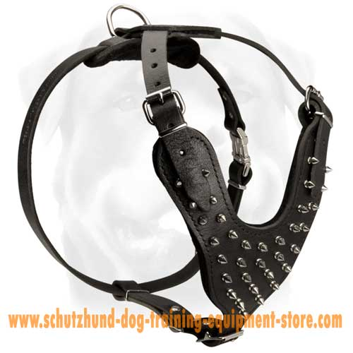 A-Grade Leather Dog Harness