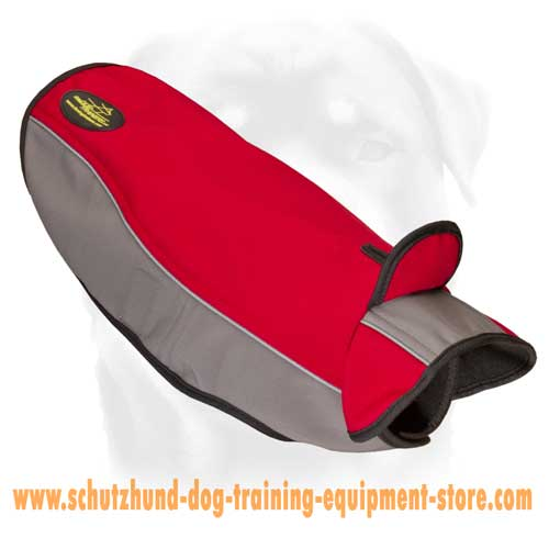 Nylon Winter Dog Coat With Perfect Shape
