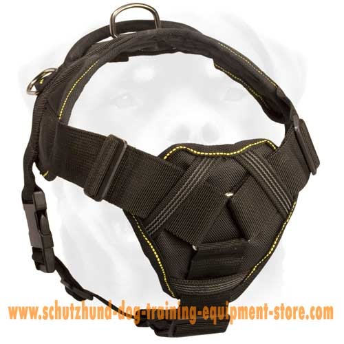 Awesome Nylon Dog Harness