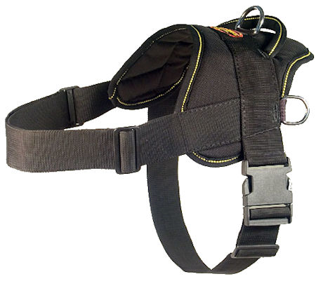 Flexible Freedom Dog Harness for working dogs