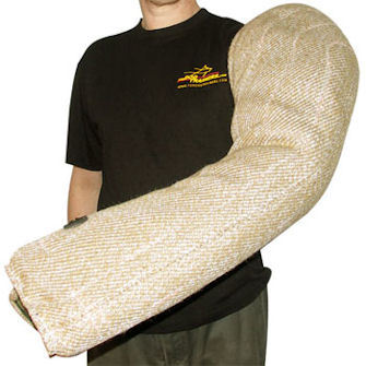 Intermediate Jute BITE SLEEVE - arm sleeve for Dog Training